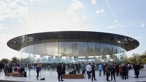 Steve Jobs Home Interior Apple Park U0027s Steve Jobs Theater Officially Welcomed Visitors With