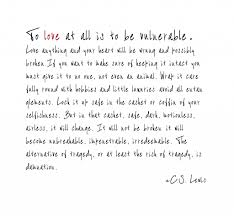 Love Is Not Selfish Quote by Cs Lewis Quotes On Love Homean Quotes