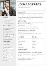 professional resume template word document 25 word professional resume template free download free