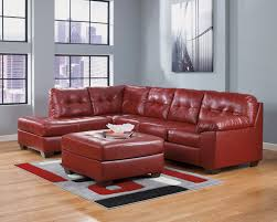 Ashley Leather Sofa And Loveseat Leather Sectionals