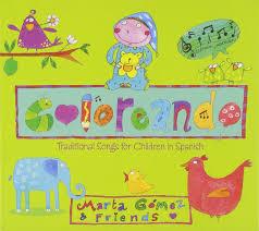 halloween in spanish marta gomez coloreando traditional songs for children in