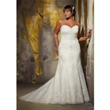 a line strapless sweetheart ruched organza lace plus size wedding