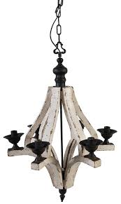 Wood Chandeliers A B Home Wood And Metal Chandelier 22 5 X 32 3 Inch