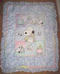 baby snoopy blanket for sale classifieds
