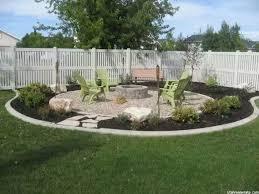 Cheap Easy Backyard Landscaping Ideas Backyard Incredible Cheap Easy Backyard Ideas Photograph Easy