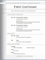 Perfect Resume Builder My Perfect Resume Templates Inspirational Design Ideas Perfect