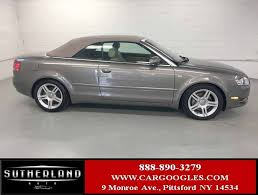 a4 audi 2008 2008 used audi a4 2dr cabriolet cvt 2 0t fronttrak at sutherland