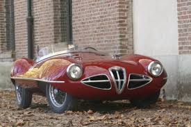 hemmings find of the day u2013 1952 alfa romeo disco vol hemmings daily