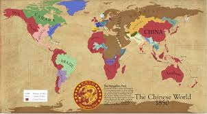 Map Of China And Japan by Map Of China And Her Numerous Loyal Tributaries Eu4