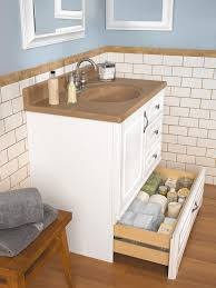 Danville White Bottom Drawer Vanity Available Widths  Inch - 21 inch wide bathroom vanity cabinet