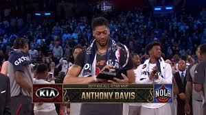 all star top10 anthony davis nba com