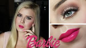 barbie halloween makeup tutorial 2014 youtube