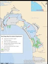 Ucsd Maps San Diego Bay Field Work Underway Sarah N Giddings Lab