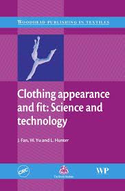 clothing appearance and fit science and technology by