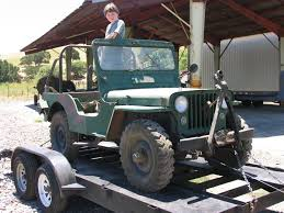 kaiser willys jeep jeep cj3b overview cargurus