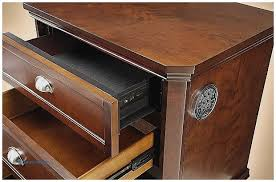 bedroom gun safe storage benches and nightstands best of fingerprint gun safe