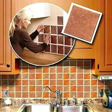 Peel And Stick Tiles For Kitchen Backsplash Peel And Stick Kitchen Backsplash Kitchen Peel And Stick And Self