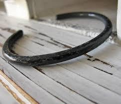 men cuff bracelet images Black cuff bracelet mens bracelet mens cuff hammered silver jpg