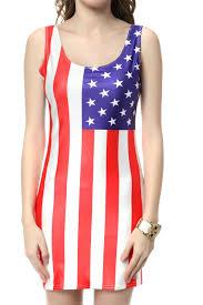 American Flag Corset Fashion New Arrived 1105 Summer Women National Usa
