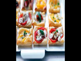 Cocktail Party Hors D Oeuvres - christmas cocktail party appetizers youtube