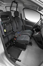 peugeot bipper interior peugeot partner review and photos