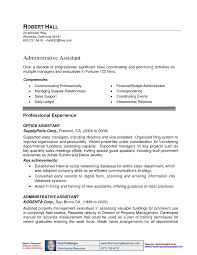 Sample Resume Objectives Property Management by Assistant Property Manager Resume Objective Resume For Your Job