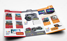 product brochure template free 10 electronics catalog templates for free psd ai