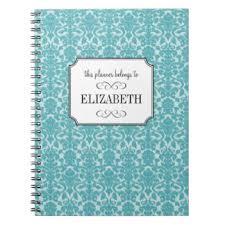 wedding planner journal wedding organizer notebooks journals zazzle