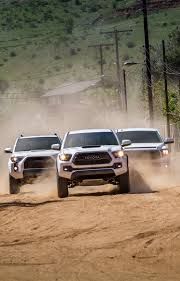 toyota site oficial trd pro tacoma tundra u0026 4runner