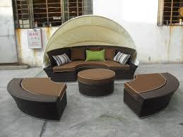 Black Wicker Patio Furniture by Furniture Elegant Wicker Furniture For Enchanting Outdoor