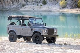 customized land rover achingly beautiful photos of a customized land rover d90 bthinx