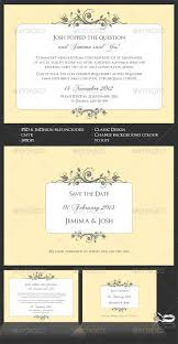 card designs invite templates from graphicriver