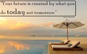 quotes about change wallpaper your future is created by what you do today not tomorrow popular