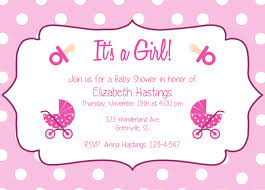 template baby shower for invitation templates online free