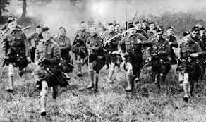 Most Decorated Soldier In British History Scotland The Brave Tough U0027kilties U0027 Battled For Britain In Wwi