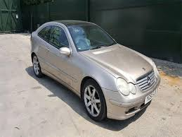 mercedes 3 door coupe 2002 mercedes c class 2002 to 2003 c230k sports 3 door coupe