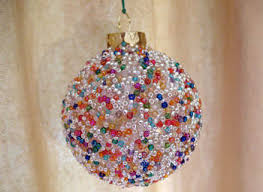 seed bead ornament craft crafts for
