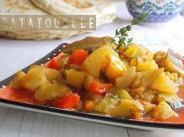 cuisiner une ratatouille recette ratatouille de légumes le cuisine de samar