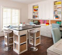 Craft Rooms Pinterest by Home Office Craft Room Design Ideas Best 20 Family Office Ideas On