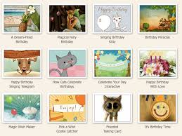 6 popular free ecards greeting cards animated cards