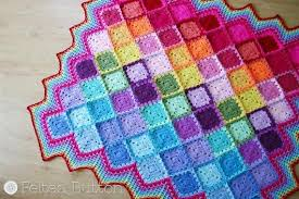 Crochet Home Decor Patterns Free Cuddle Up To 7 Free Crochet Blanket Patterns