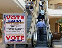 Wildfire Casino On Sunset by Early Voting Gets Underway In Municipal Elections In Southern