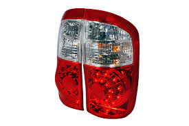 2000 toyota tundra tail light spec d tuning toyota tundra 2000 2004 red led tail lights