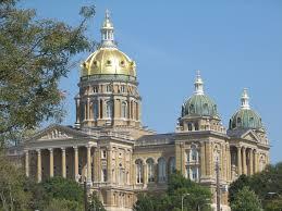 Iowa State Capitol by Iowa Law Library Mapio Net