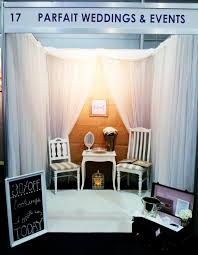 wedding expo backdrop best 25 wedding expo booth ideas on bridal show