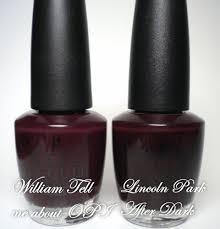 black nail polish and lip gloss requested comparison u0027s opi swiss