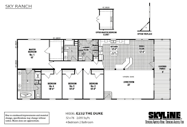Clayton Homes Floor Plans Pictures by Sky Ranch E232 The Duke By Clayton Homes Of El Reno