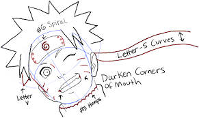 tutorial naruto how to draw naruto uzumaki step by step drawing tutorial naruto