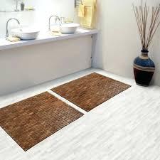 Square Bathroom Rugs Small Bathroom Rugs Pioneerproduceofnorthpole