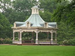most amazing gazebo ever okay too much for our yard but i love
